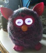 🔥 2012 Hasbro Furby Talking Interactive Pet Toy Pink And Purple Furby Voodoo