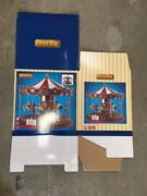 Lemax The Grand Carousel Outer Box Only 84349b New