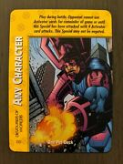 Marvel Overpower Ccg Any Character Devourer Of Worlds Opd Card