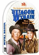 Wagon Train Complete Second Season Tv Show Series 2 Collectible Tin Dvd New Oop