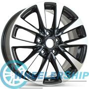 New 17 Alloy Replacement Wheel For Nissan Altima 2016 2017 2018 Rim 62719