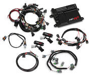 Holley Efi 550-628 Ford Coyote Ti-vct Capable Hp Efi Kit Bosch O2
