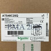 New Schneider At S48c25q Ats48c25q Soft Starter Fast Delivery Quality Assurance