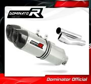 Monster 900 Exhaust Hp1 Carbon Dominator Racing Silencer 1997 1998 1999 2000