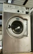 Wascomat Front Load Washer Coin Op 20lb 208-240v 3ph S/n 00520/0034287 [ref]