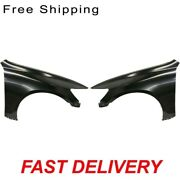 Front Fender Set Of 2 Lh And Rh Side Fits Lexus Gs430 Gs300 Gs350 Gs450h Gs460