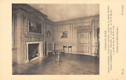 R127080 Postcard. Panelled Room. Carved Pinewood. Victoria And Albert Museum