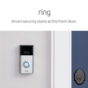 Ring Video Doorbell 2 With Hd, Motion Activated Alerts, Easy Installation