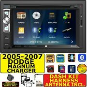 05 06 07 Dodge Magnum Charger Bluetooth Cd/dvd Usb Sd Aux Car Radio Stereo