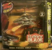 Air Hogs Saw Blade Rc Helicopter Red - [new,sealed]
