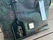 Disney Dooney And Bourke 2014 Epcot Food And Wine Featival Satchel Nwt