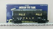 American Flyer 1919091 Pittsburgh And Lake Erie Covered Gondola 142085 By Lionel