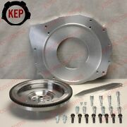 Kennedy Adapter For Subaru 2.0 To 3.3 Liter To 091 Vw Bus With 9 Inch Flywheel
