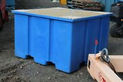 Poly Basin Ii Ibc Tote Spill Basin Containment Base