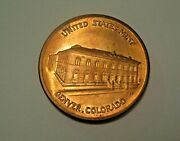 Vintage United States Mint Denver Colorado Treasury Token Check Out Our Tokens