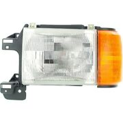 Headlight Lamp Left Hand Side For Truck F150 F250 F350 Driver Lh F-150 Fo2502104