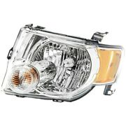 Headlight For 2008-2012 Ford Escape Driver Side