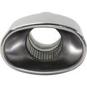 Exhaust Tip For 85-2004 Chevrolet S10