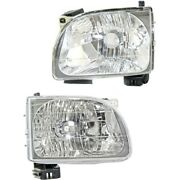 8111004110 8115004110 To2502136 To2503136 Headlight Lamp Left-and-right