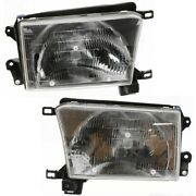 To2503118 To2502118 Headlight Lamp Left-and-right For 4 Runner Lh And Rh 4runner