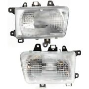 Headlight Lamp Left-and-right For 4 Runner Lh And Rh 4runner To2503116 To2502116