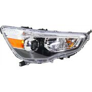 Headlight Lamp Right Hand Side Passenger Rh Mi2503160 8301c224 For Mitsubishi