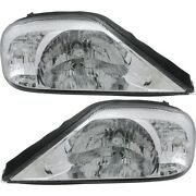 Headlight Lamp Left-and-right Fo2503168 Fo2519105 Fo2502168 Fo2518105 Lh And Rh