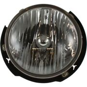 Headlight Lamp Left Hand Side Driver Lh For Jeep Wrangler Ch2502175 55078149ad