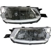 Headlight Lamp Left-and-right To2503131, To2502131 8115006050, 8111006050