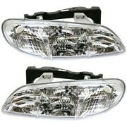 Headlight Lamp Left-and-right Gm2503140, Gm2502140 16524657, 16524658 Lh And Rh