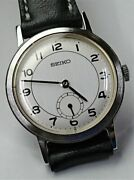 Seiko 5328 Deadstock Boys Size Hand Winding Vintage Watch 1975and039s Overhauled
