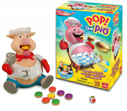 Pop The Pig Game New Improved Kids Belly-busting Fun Christmas Feed Him Burgers