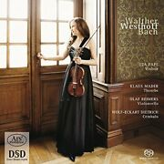 Walther-westhoff-bach [cd]