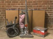Kirby Sentria Vacuum Cleaner + Tools And Shampoo System + 12 Month Warranty