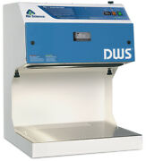 Downdraft Fume Hood- 24 / 610mm Wide Downflow Workstation- New With Filter