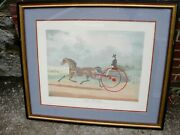Hand Colored Engraving After William J. Shayerand039s Painting Lord William