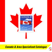Specialized Catalogue For Canada And Area Stamps 700+ Pdf Pgs 2018 Edition