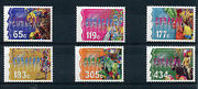 Curacao 2015 Mnh Carnival 45 Years 6v Set Cultures Ethnicities