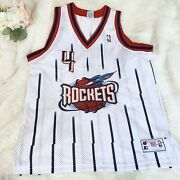 Charles Barkley Autographed Rockets Jersey