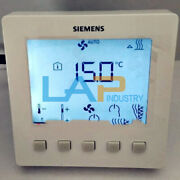 1pcs New For Siemens Fan Coil Room Thermostat Rdf530 Four Control