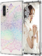 Henna Floral Designed For Samsung Galaxy Note 10 Plus Case Galaxy Note