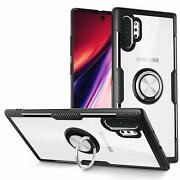 For Galaxy Note 10+ Plus 5g Case Samsung Galaxy Note 10+ Case Carbon