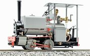Accucraft Trains - Kerr Stuart And039wrenand039 04-0st In 7/8ths Scale Black/grey/blue