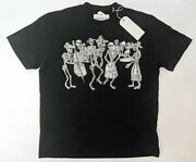 Our Legacy Old School Tee Black Misanthropic Orchestra Size 48m Isss16 T-shirt