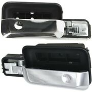 Interior Door Handle For 2004-2008 Ford F-150 Front Driver And Passenger Side