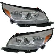 23294938 23294939 Gm2503362 Gm2502362 Headlight Lamp Left-and-right For Chevy