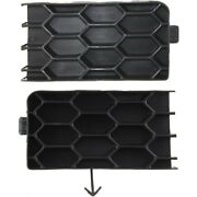 Sc1027100 Sc1026100 Bumper Face Bar Grilles Set Of 2 Left-and-right For Xb Pair