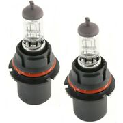 Set Of 2 Headlight Bulbs Lamps Left/right For Mercedes Olds Vw 190 420 Pair