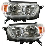 Headlight Lamp Left-and-right For 4 Runner Lh And Rh 4runner To2519127 To2518127