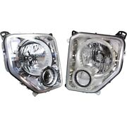 Headlight Lamp Left-and-right Ch2503234c, Ch2502234c 57010171ae, 57010170ae